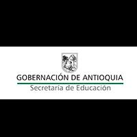 Logo Gobernacion Antioquia