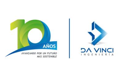 Da Vinci Ingeniería 10 años avanzando por un futuro más sostenible